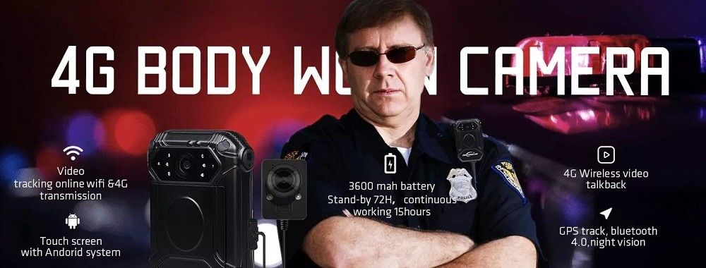 China best 4G Body Worn Camera on sales