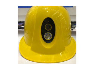 China Construction Smart Safety Helmet Camera 3G / 4G Supported BT 4.0 Bluetooth supplier