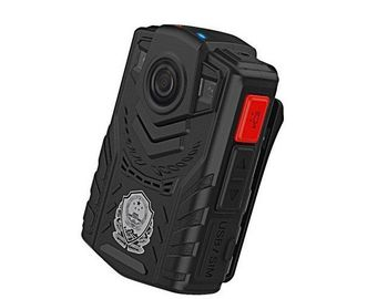 China 1080 P Night Vision Waterproof Body Camera 3600 Mah Battery With 2 Inch Screen supplier