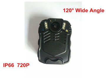 China 12MP Wireless Waterproof Body Camera Picture Resolution For Police Enforcement  supplier