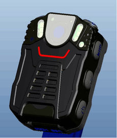 China Portable Police Dvr Recorder 105 Gram , Body Worn Video Camera MP4 Format supplier