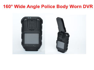 China Multi Functional Body Worn Video Camera 100.1×63.3×29.9 Mm FCC Standard supplier