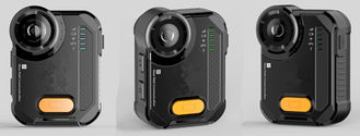 China 170 G Body Worn Police Video Camera 2 Meters Shock Proof 160° Field View supplier
