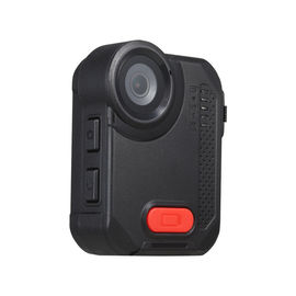 China High Resolution Body Police Video Camera 4000 MAh Battery CE Certification supplier
