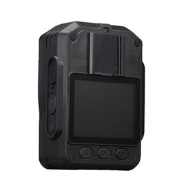 China High Resolution Police Worn Cameras Password Protect Support With 140° Field View supplier