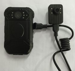 China Law Enforcement 16M 130 Degree Wide Angle IR  1080P 2'' Police Body Worn Video Camera supplier