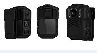 China Security 4G Body Worn Camera 16 Mega Pixel GPS / GPRS Supported For Police supplier