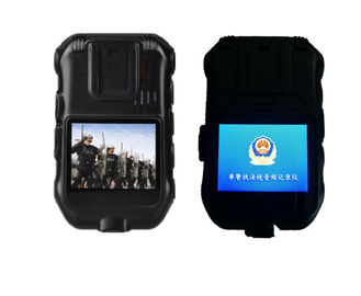 China 160 G Security Bodywear Video Cameras 2 M Shockproof GC5024 Sensor supplier