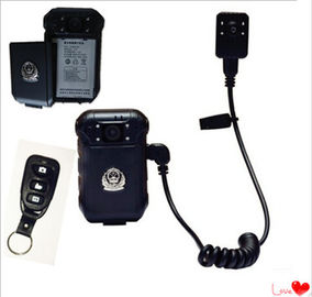 China Portable Police 4G Body Worn Camera 32GB TF Card 100*63*30 Cm Dimension supplier