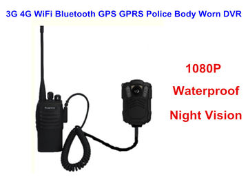 China High Resolution Wearable Law Enforcement Body Camera For Security Officers supplier