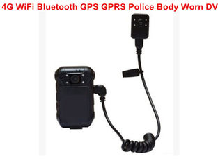 China Wireless Police Officer Body Camera 16M CMOS Sensor One Year Warranty supplier