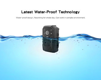 China IP65 Wifi Waterproof Body Camera Ambarella A12 Chipset 5MP CMOS Sensor supplier