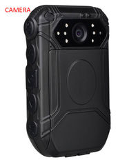 China 1080 P Police Camera Recorder GPS Supported , Body Worn Camera IR Function supplier