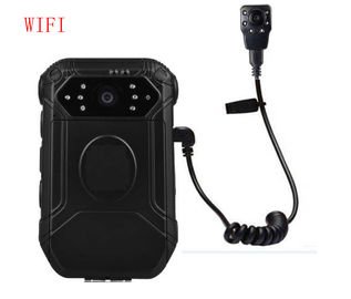 China Shockproof Hd Police Body Cameras Ambarella A7LA50 Chipset With Charger Box supplier