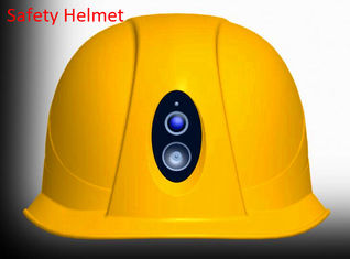 China 620 G Construction Safety Helmets , Safety Helmet Hard Hat With Led Light supplier
