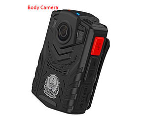 China Portable Wifi Police Body Cameras 2.0 Inch LCD Screen With 32 G TF Card supplier