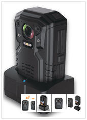 China Pocket Security Guard Body Camera 32GB / 64GB / 128G With RTOS + Linux Dual System supplier