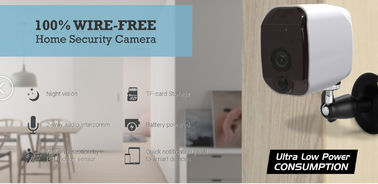 China 960P Hidden Home Security Cameras , Home Surveillance Camera Systems IP65 Weatherproof supplier