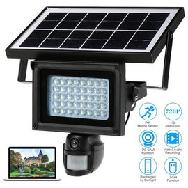 China Smart Alarm Motion Sensor Security Camera , Home Video Surveillance Systems Solar supplier