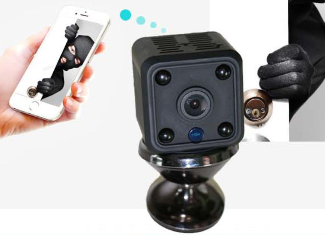 Mini WiFi Camera 1080P HD Security Wireless IP Camera Home