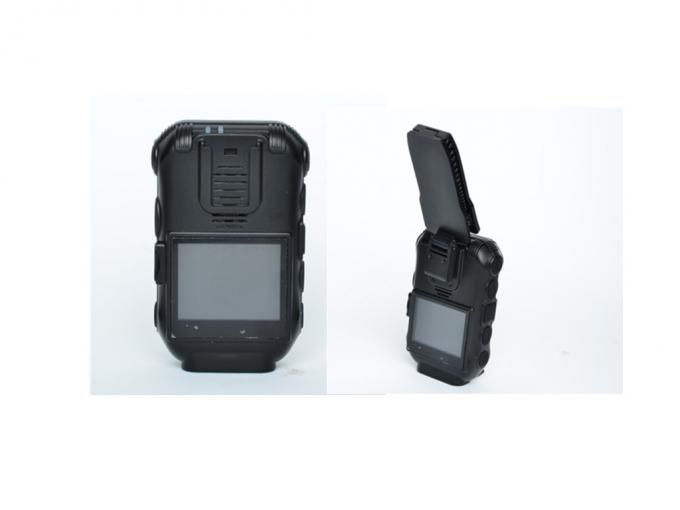 Multi Functional Body Worn Video Camera 100.1×63.3×29.9 Mm FCC Standard