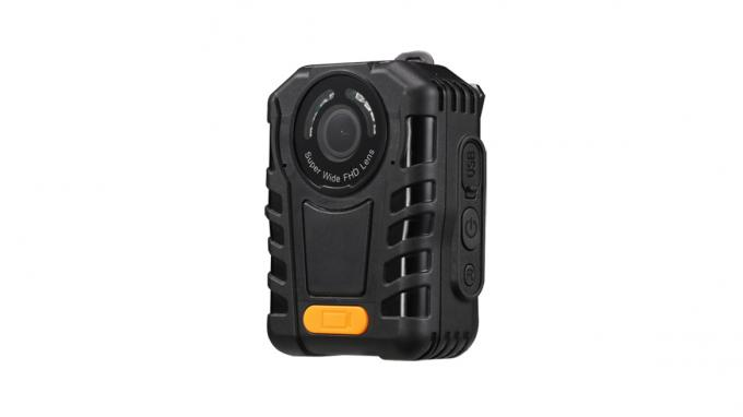 Portable Police Dvr Recorder 2900 MAh Lithium Battery 140 Degree Wide Angle