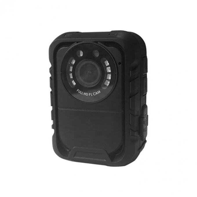 Multi Function Body Video Camera , 1296p HD Wireless Body Camera 5MP CMOS Sensor