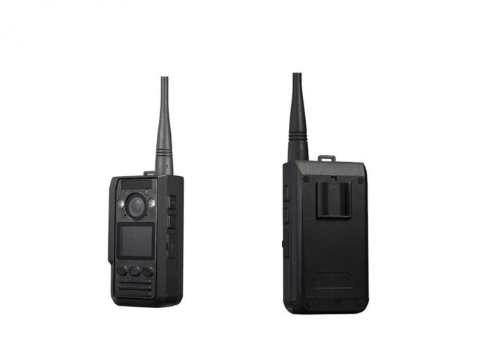 Law Enforcement Police Body Cameras Ambarella A7LA50 Chipset 2 Meters Shockproof