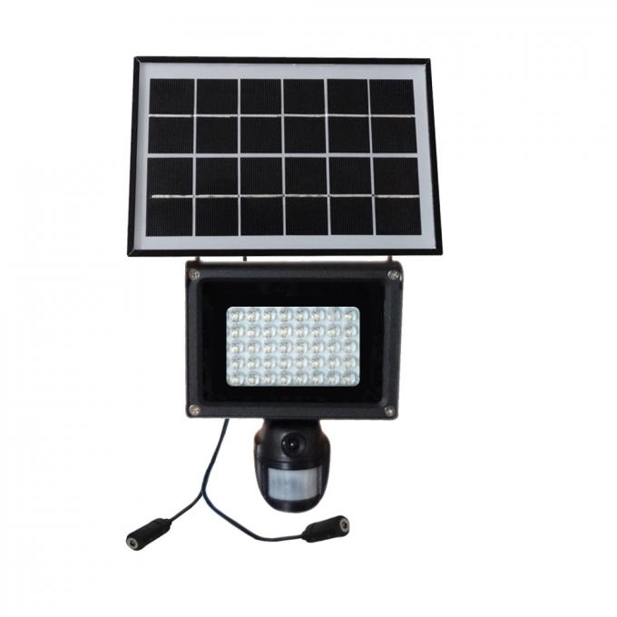 Solar Power Panel Wifi Security Camera 720P PIR DVR With Motion Detection