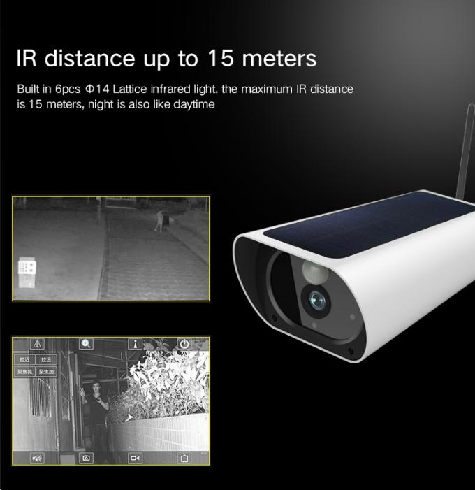 1080P 4G Solar Camera ourdoor waterproof IP67 Solar Camera with night vision motion detection