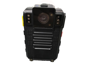 Ip57 Waterproof Security Guard Body Camera Touch Screen With Software Programs