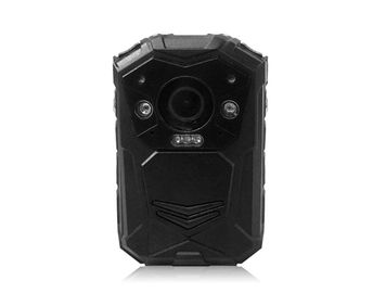 Portable Wifi HD Body Camera 2 Meters Shockproof With Auto Infrared LED