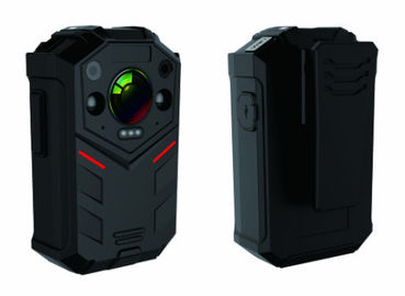 Multi Functional Body Video Camera , Police Worn Cameras 2 Meters Shock Proof