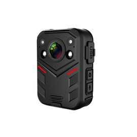 Video 720P 30fps Police Worn Cameras IP65 13 Hours Field Of View 140 Degrees