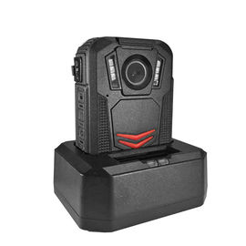 China 1296P HD Gps Wifi H.265 Police Worn Cameras With 2 Inch Display Built In 32G Memory factory