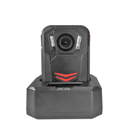 China Gps Wifi Body Worn Video Cameras For Law Enforcement HD 1080P Wireless Security factory