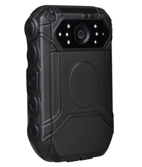 High Definition Police Body Worn Video Camera 16 Mega JPEG Format BT4.0